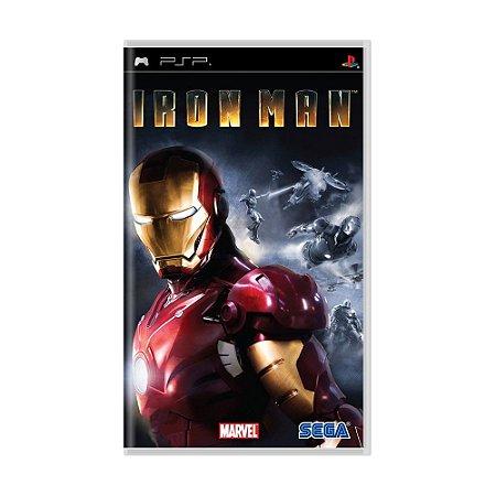 Jogo Iron Man - PSP