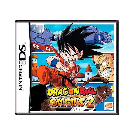 Jogo Dragon Ball: Origins 2 - DS