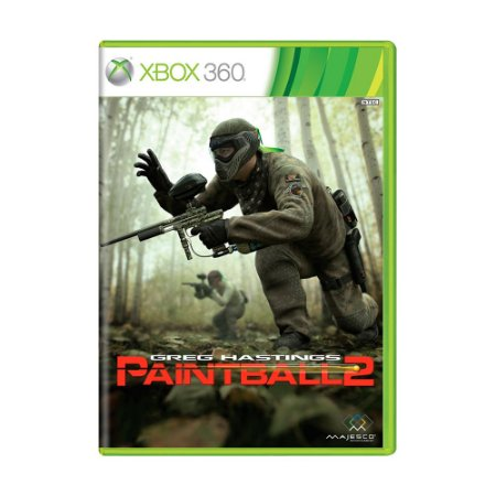 Jogo Greg Hastings Paintball 2 - Xbox 360