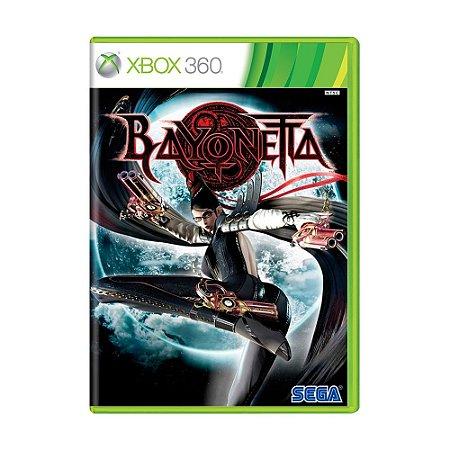 Jogo Bayonetta - Xbox 360