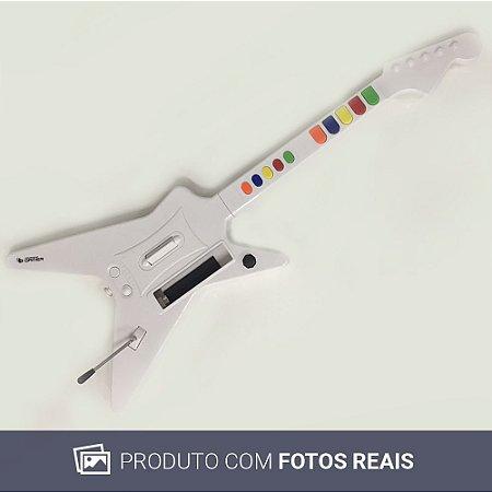 Guitarra Ladership Gamer Branca - Wii
