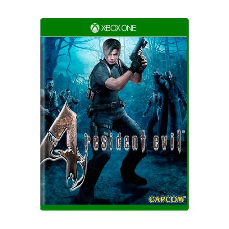 Jogo Resident Evil 4 Remastered - Xbox One