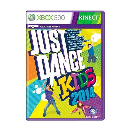 Jogo Just Dance Kids 2014 - Xbox 360