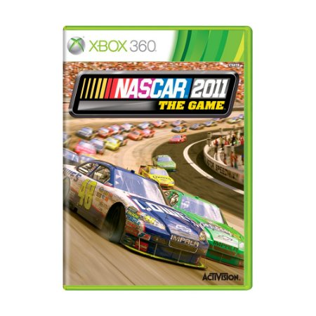 Jogo Nascar 2011: The Game - Xbox 360