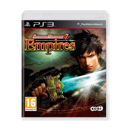 Jogo Dynasty Warriors 7: Empires - PS3 [Europeu]