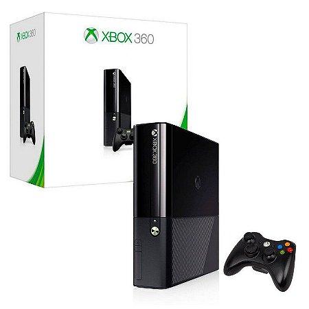 Console Xbox 360 Super Slim 4GB - Microsoft