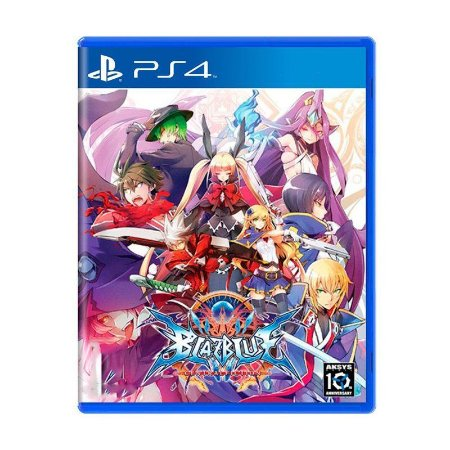 Jogo BlazBlue: Central Fiction - PS4