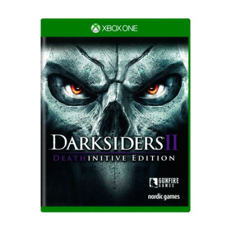 Jogo Darksiders II (Deathinitive Edition) - Xbox One