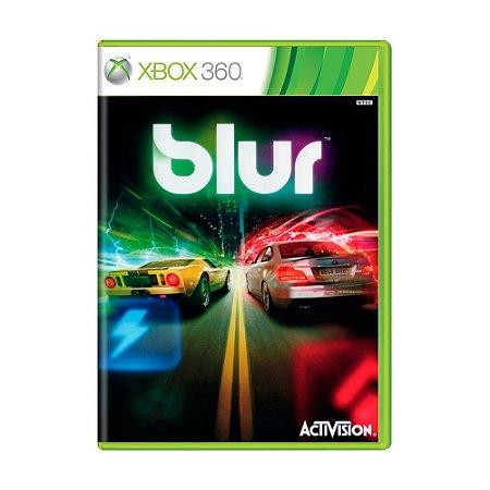 Jogo Blur - Xbox 360