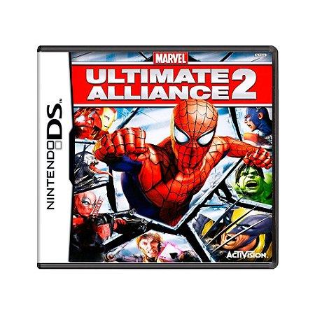 Jogo Marvel: Ultimate Alliance 2 - DS