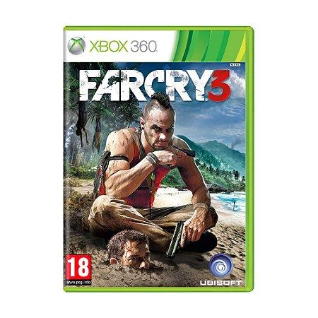 Jogo Far Cry 3 - Xbox 360 (EUROPEU)
