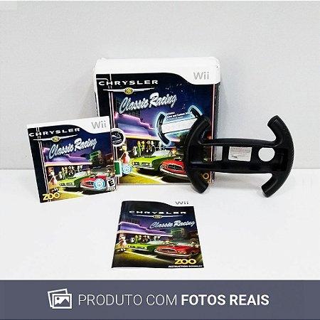 Jogo Chrysler: Classic Racing - Wii