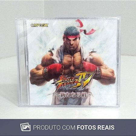 Trilha Sonora Street Fighter IV