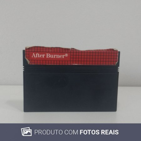 Jogo After Burner - Master System
