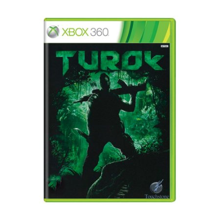 Jogo Turok - Xbox 360