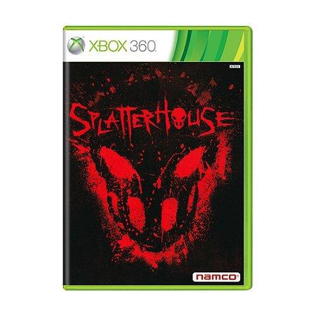 Jogo Splatterhouse - Xbox 360