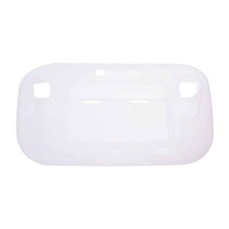 Capa de Silicone Branca - Wii U