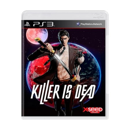 Jogo Killer is Dead - PS3