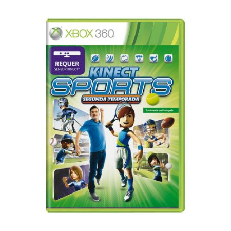 Jogo Kinect Sports: Segunda Temporada - Xbox 360