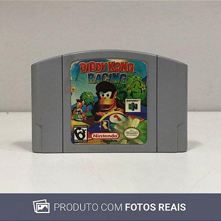 Jogo Diddy Kong Racing - N64