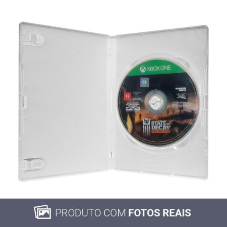Jogo State of Decay: Year-One Survival Edition - Xbox One (Sem Capa)