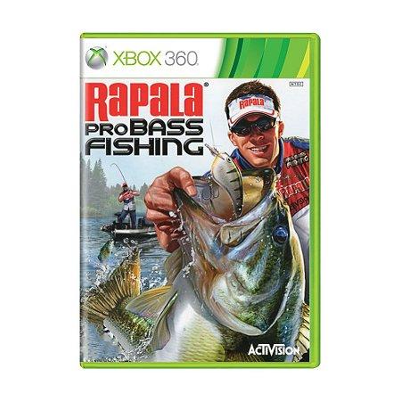 Jogo Rapala Pro Bass Fishing - Xbox 360