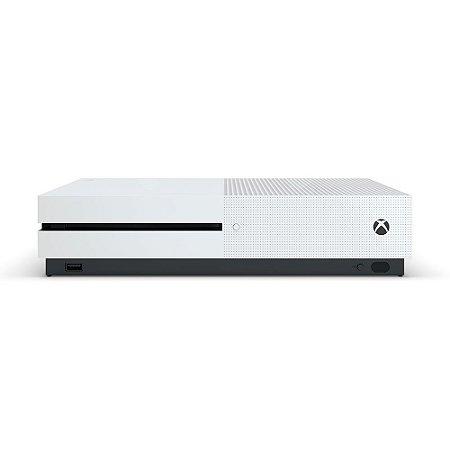 Console Xbox One S 500GB - Microsoft (Sem Controle)