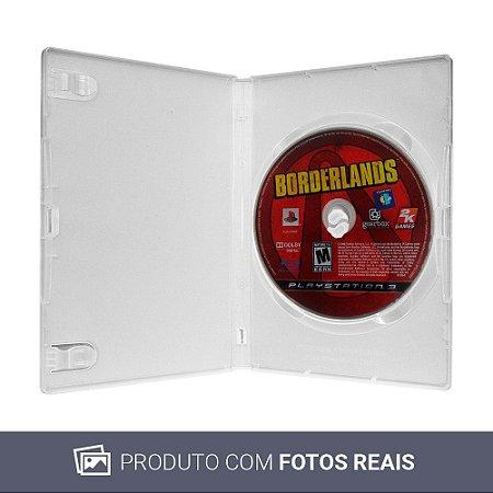 Jogo Bordelands - PS3 (Sem Capa)