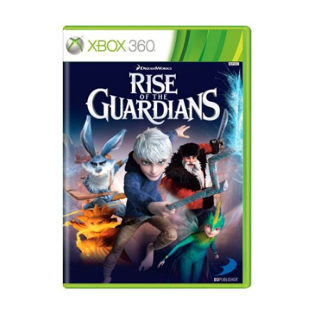 Jogo Rise of the Guardians - Xbox 360