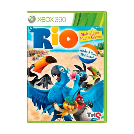 Jogo Rio - Xbox 360