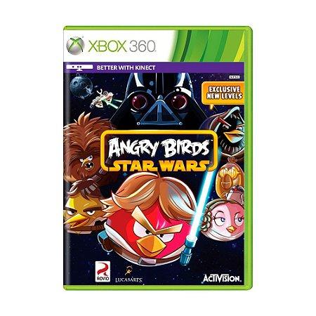 Jogo Angry Birds: Star Wars - Xbox 360