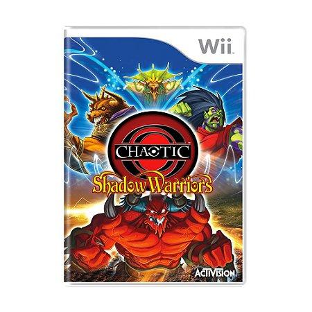 Jogo Chaotic: Shadow Warriors - Wii
