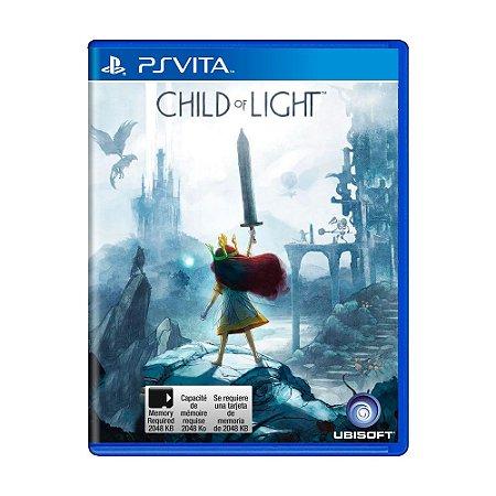Jogo Child of Light - PS Vita