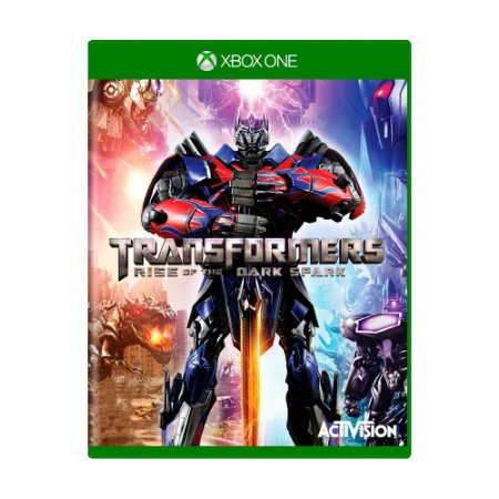 Jogo Transformers: Rise of the Dark Spark - Xbox One
