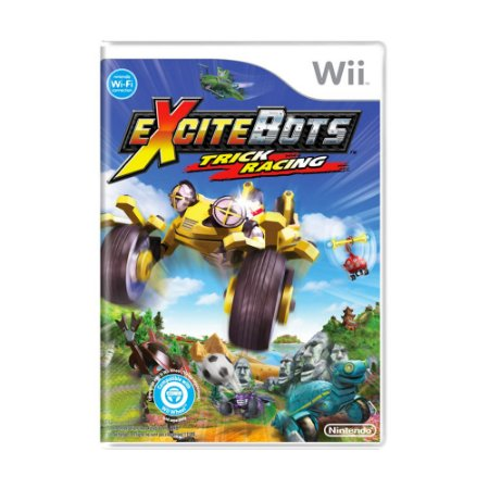 Jogo ExciteBots: Trick Racing - Wii