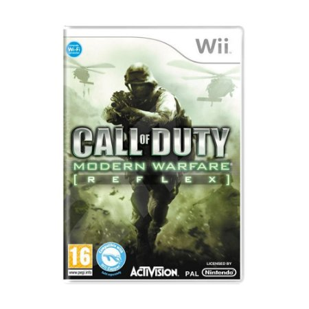 Jogo Call of Duty 4: Modern Warfare - Wii