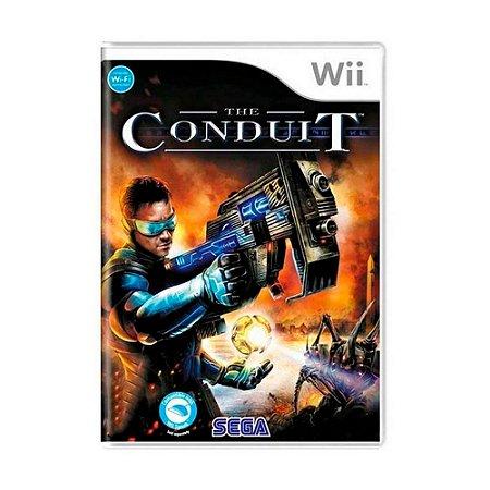 Jogo The Conduit - Wii