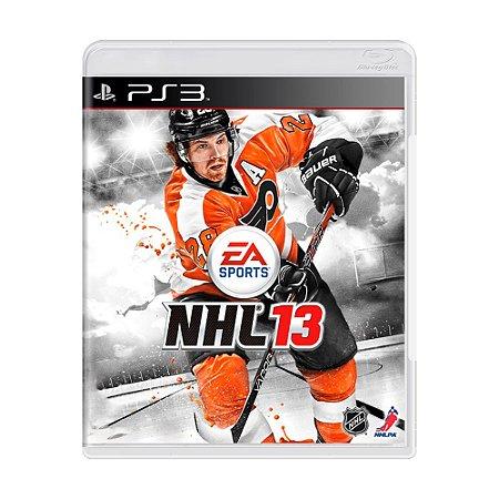 Jogo NHL 13 - PS3