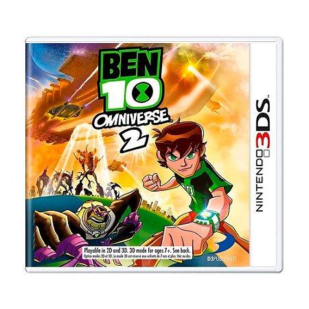 Jogo Ben 10: Omniverse 2 - 3DS