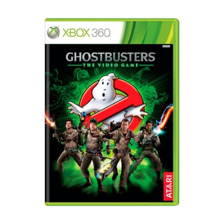 Jogo Ghostbusters: The Video Game - Xbox 360