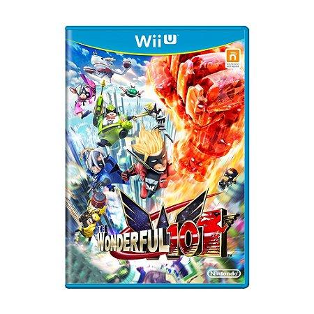Jogo The Wonderful 101 - Wii U