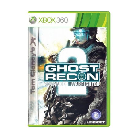 Jogo Tom Clancy's: Ghost Recon Advanced Warfighter 2 - Xbox 360