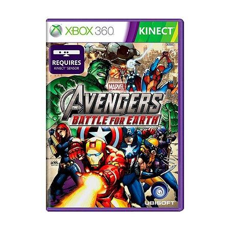 Jogo Avengers: Battle for Earth - Xbox 360