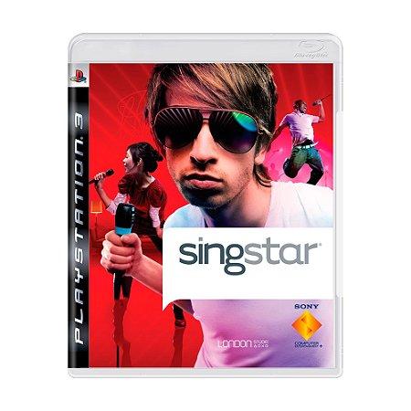Jogo Singstar - PS3