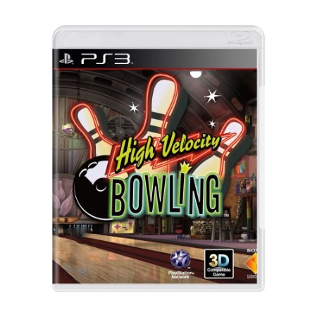 Jogo High Velocity: Bowling - PS3