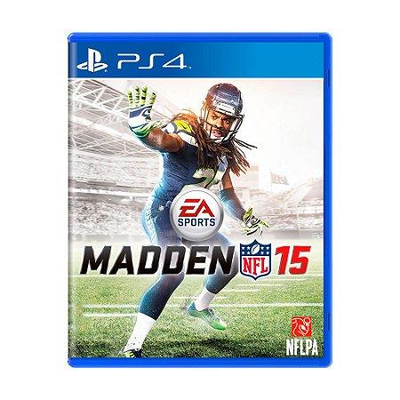 Jogo Madden NFL 15 - PS4