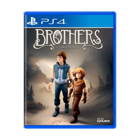 Jogo Brothers: A Tale of Two Sons - PS4