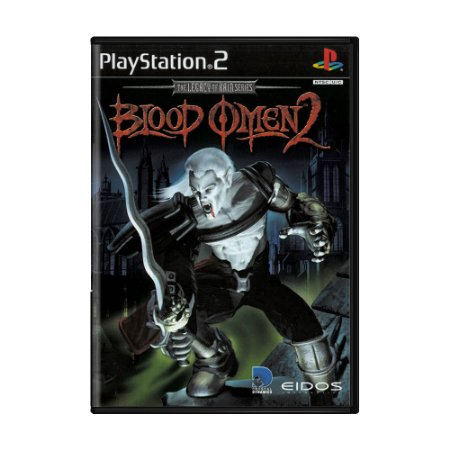 Jogo Blood Omen 2 - PS2