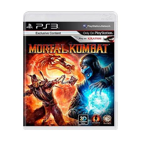Jogo Mortal Kombat - PS3