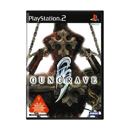 Jogo Gungrave - PS2 [Japonês]